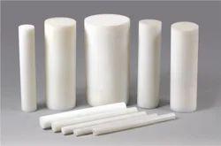 White Plastic Rods