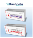 Maxtan 5/10 Mg Tablet