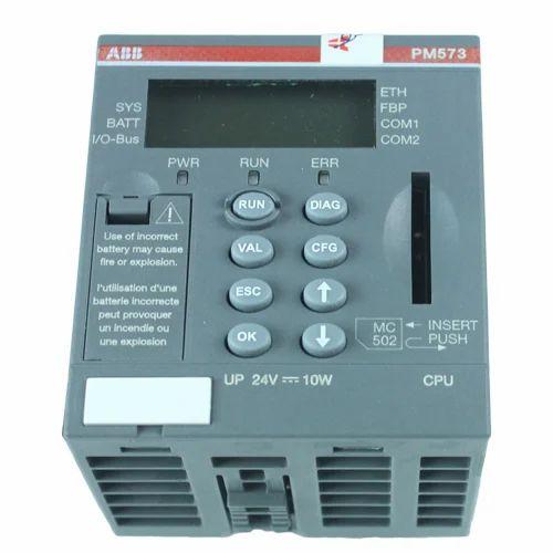 ABB PLC CPU- PM573, Abb Plc | Andheri East, Mumbai | APS Power
