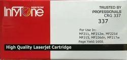 CANON 337 (CRG 337) Compatible Toner Cartridge for Canon Printers