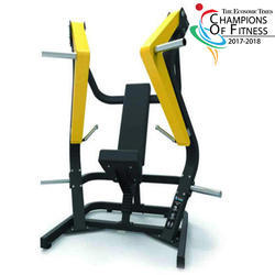 Turbuster GPL 735 Plate Loaded Wide Chest Press/Hammer Series Gym Equipment /Free Weight Machine