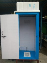 FRP Portable Toilet Cabins