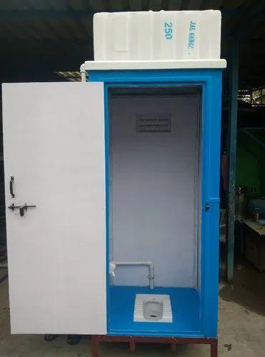FRP Toilet Cabins - FRP Urinal Toilet Cabin Manufacturer