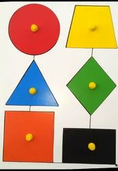 4SHAPE BOARD PUZZLE