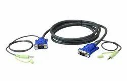 Aten VGA 5 Mtr  Audio Patch Cord
