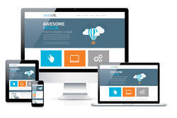 English Basic Business Site Corporate Website Designing Services