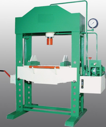 Hydraulic Press Motor Operated