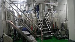 Suspension Syrup Manufacturing Plant