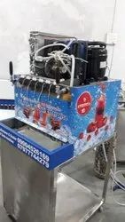 Mobile Soda Machine