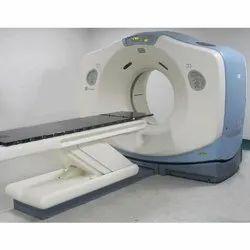 GE Lightspeed Plus 4 Slice Refurbished CT Scanner Machine