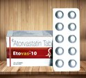 Atorvastatin 10 mg & 20 mg