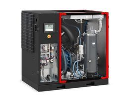 Refurbished Screw Air Compressor