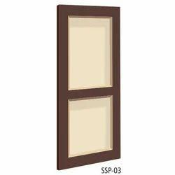 Interior Solid Panel PVC Door
