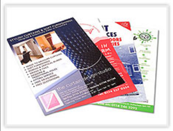 8.5 x 11 Flyers Printing Service
