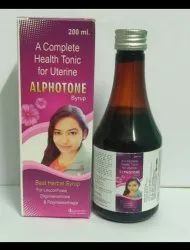 Health Tonic For Uterine- Alphotone Syrup (PCD Franchise)