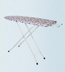 MS Powder Coated Cipla Iron Table for Home, Size: 1-1.5 Meter