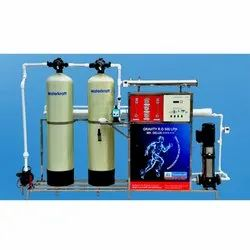 500 LPH Industrial RO System