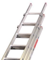 Aluminum 3 Fold Extaintion Ladder