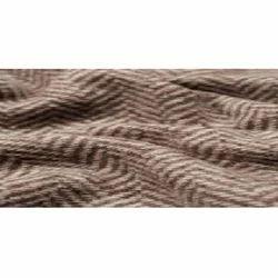 Herringbone Plain Dyed Fabric