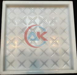 Star Type Plastic Tile Mould