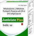 Methylcobalamin L-Methylfolate Pyridoxal 5-Phosphate with EPA and DHA Softgel Capsules