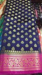 Silk Sarees With Beautiful Borders