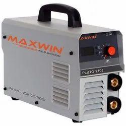 Pluto 210J Maxwin Welding Machine