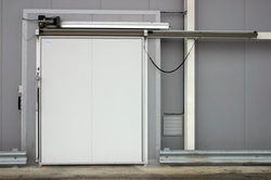 Automatic Cold Room Sliding Door