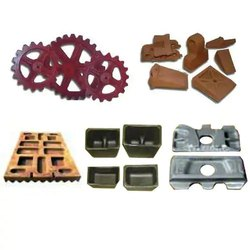 Manganese Steel Castings