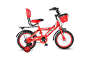 Hero Red Music 14t Kids Bicycles