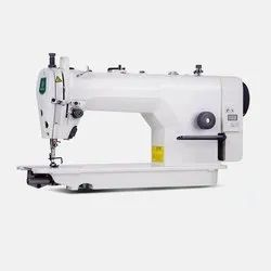 Semi-Automatic Single Needle Lockstitch Direct Drive Sewing Machine