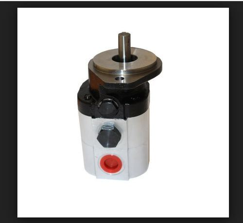 Single Phase Industrial Hydraulic Two Stage Gear Pump, 2 HP, DC