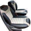 Plain Leather Car Seat Cover