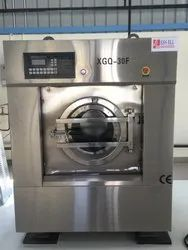 COMMERCIAL LAUNDRY WASHING MACHINE, 7.5 Kw, Front Loading