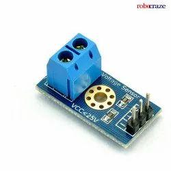 Robocraze Voltage Sensor Module