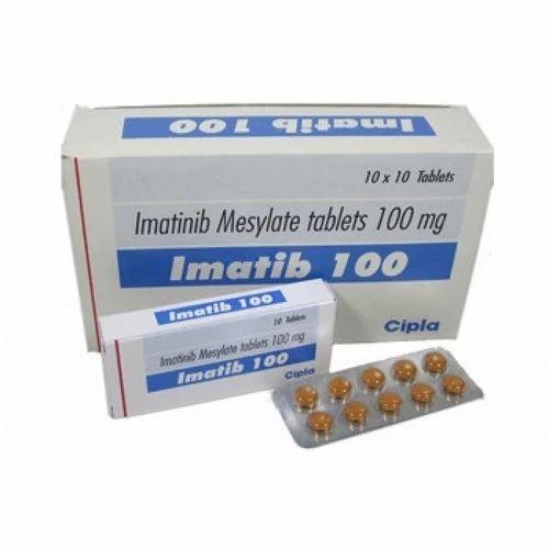 Imatinib Mesylate Tablets 100 mg