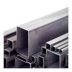 MS Seamless Sqaure Pipe   Black MS Seamless Square Pipes