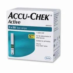 Accu-chek Active 100 strip包