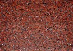 Imperial Red Granite Slabs/ Tiles