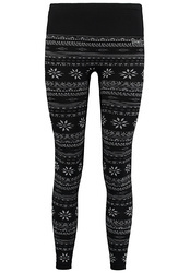 Various Color Available Jacquard Leggings