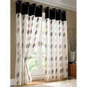 Printed Polyester Designer Curtains For Window & Door