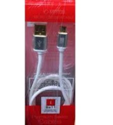 White Made in China I BALL MRP09 CABLE
