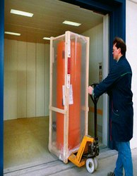 Alfa 15 feet Goods Material Lift, 25-30, Capacity: 3-4 ton