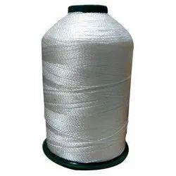 White Bag Closing Polyester Yarn
