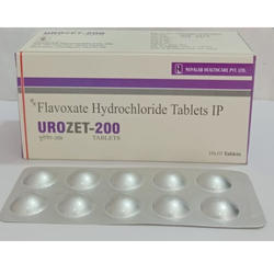Flavoxate Hydrochloride Tablets IP