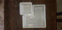 L Shape Silicone Plastic Paver Mould