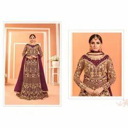 Ladies Floor Length Anarkali Suits