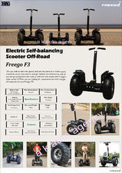 Freego Self Balancing Electric Scooter F3