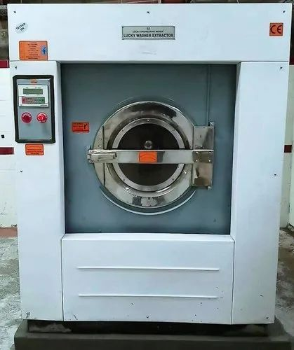25 Kg Commercial Washing Machine At Rs 150000 Piece: 60 Kg Industrial Washer Extractor At Rs 725000 /piece