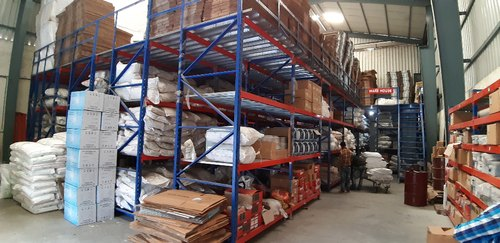 Finisshing Storage Solutions MULTI STORAGE MEZZANINE RACKING SYSTEMS, For For Material Storage